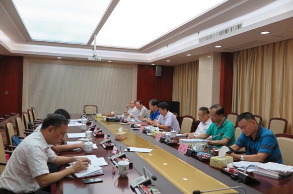 社会和法制委员会分党组召开中心组学习(扩大)会议