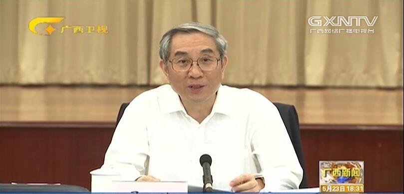 马飚在桂就重点提案开展督办调研 鹿心社 陈武出席座谈会并讲话