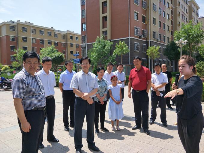 刘慕仁副主席率队赴青海、宁夏进行学习考察